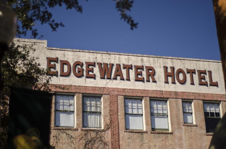 Historic Edgewater Hotel