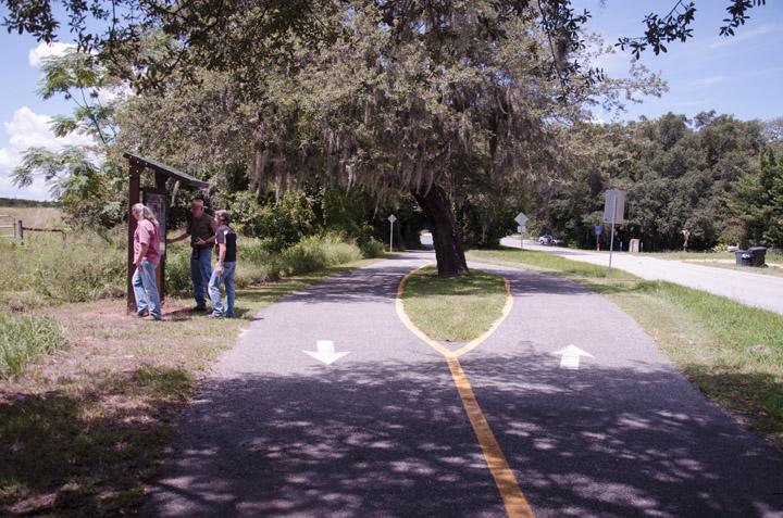 Paved Bike Trails