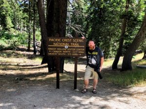 gallus quigley birding along the pacific crest scenic national trail