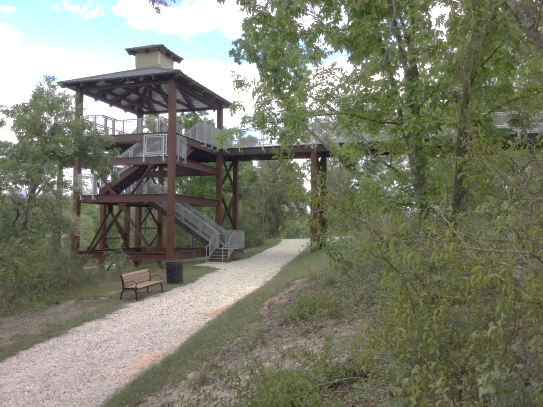 Scenic Overlook and Trailhead